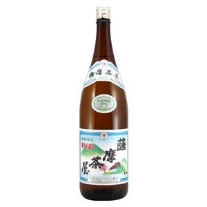 薩摩芋焼酎 村尾酒造 薩摩茶屋 25度 1800ml|satumagura|03