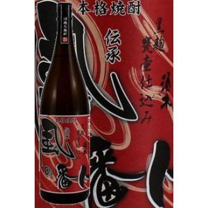 宮崎芋焼酎 すき酒造 須木 風の番人 25度 1800ml|satumagura