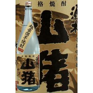 宮崎芋焼酎 すき酒造 須木 山猪 25度 1800ml|satumagura