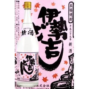 薩摩芋焼酎 小牧醸造 伊勢吉どん 平成二十九年新酒 25度 1800ml|satumagura