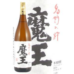 白玉醸造 魔王 25度 1800ml 鹿児島芋焼酎|satumagura