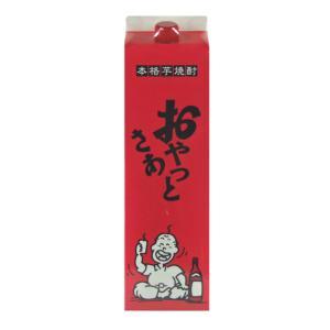 岩川醸造 おやっとさあ 25度 1800mlパック 鹿児島芋焼酎|satumagura