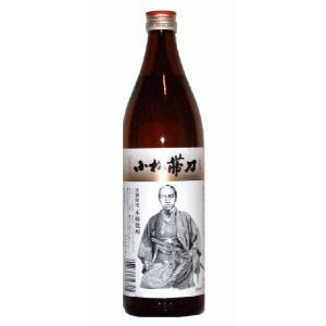 吹上焼酎 小松帯刀 鹿児島限定ラベル 25度 900ml 薩摩芋焼酎|satumagura