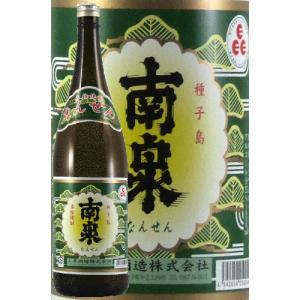 上妻酒造 南泉 25度 1800ml 鹿児島芋焼酎|satumagura