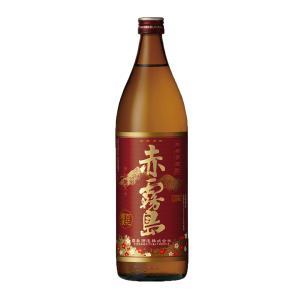 宮崎芋焼酎 霧島酒造 赤霧島 25度 900mlの関連商品8