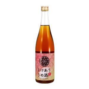 神川酒造 とけあう梅酒 16度 720ml 鹿児島梅酒|satumagura