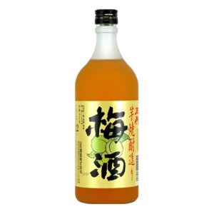 山元酒造 芋焼酎造り 五代梅酒 12度 720ml|satumagura