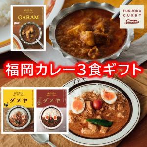 福岡カレー 3食ギフト