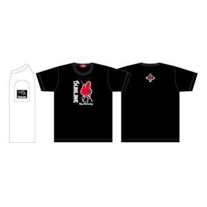 2018限定 マイメロディ Tシャツ (L) My Melody T-Shirts by Sunline saurusking