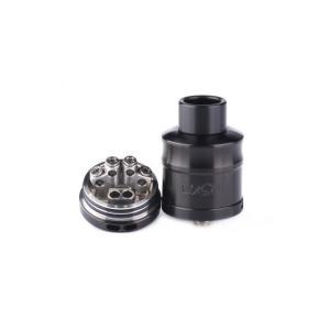 Wotofo Lush Plus RDA 24 / Black  ウォトフォ ラッシュ プラス RDA 24mm ブラック*正規品*|saurusking