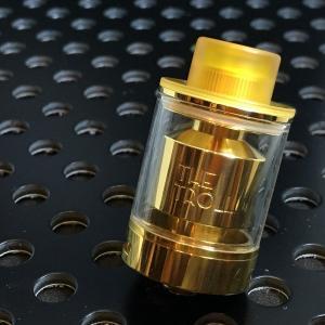 Wotofo The Troll RTA 24 / Gold ウォトフォ ザ トロール ゴールド*正規品*VAPE Atomizer|saurusking