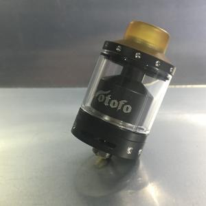 Wotofo The Viper RTA 24 / Black ウォトフォ ザ ヴァイパー ブラック*正規品*VAPE Atomizer バイパー|saurusking