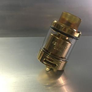 Wotofo Serpent SMM RTA 24 / Gold ウォトフォ サーペント SMM ゴールド*正規品*VAPE Atomizer Suck My Mod|saurusking