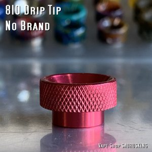 ドリップチップ 810 ノーブランド / VAPE Drip Tip No Brand 009|saurusking