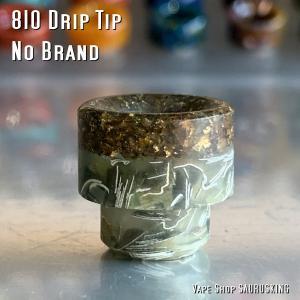 ドリップチップ 810 ノーブランド / VAPE Drip Tip No Brand 015|saurusking