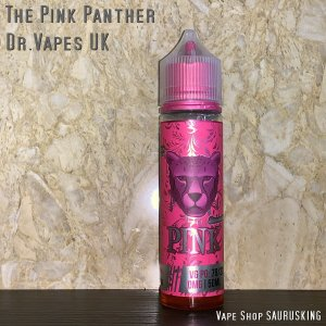 The Pink Panther Smoothie by Dr.Vapes UK / ピンクパンサー スムージー VAPE リキッド|saurusking