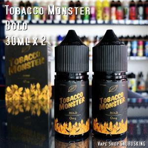 Tobacco Monster [Bold] 60ml タバコ モンスター ボルド VAPEリキッド|saurusking
