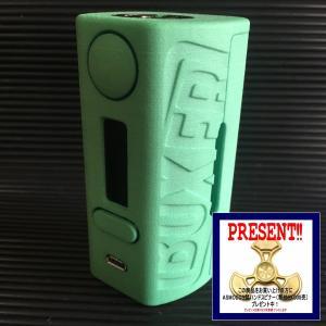 Boxer Mod Classic 167W DNA250 by Ginger Vaper / Green ボクサー クラシック DNA250チップ搭載 グリーン*正規品*VAPE BOX MOD|saurusking