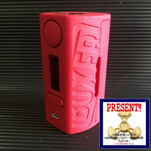 Boxer Mod Classic 167W DNA250 by Ginger Vaper  / Red ボクサー クラシック DNA250チップ搭載 レッド*正規品*VAPE BOX MOD|saurusking