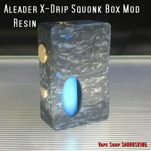 Aleader X-Drip 7.0ml Squonk Box Mod Color:09 / アリーダー Xドリップ ボトムフィーダー用スコンカー *正規品*VAPE BF|saurusking