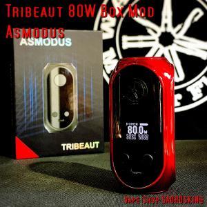 Asmodus Tribeaut 80W Box Mod Red / アスモダス トリビュート*正規品*VAPE BOX MOD|saurusking