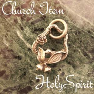 聖霊 ペンダントTOP col.Silver ペンダント ネックレス チャーム 教会 925 指輪 ヴィンテージ|savanna-tokyo