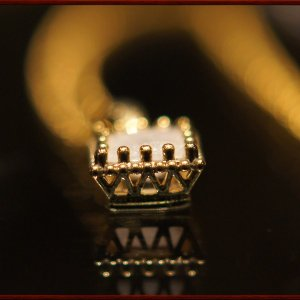 BERNARDムーンストーンネックレス   ペンダント ネックレス チャーム 教会 925 指輪 ヴィンテージ|savanna-tokyo|03