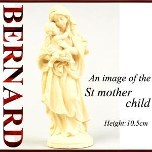 聖母子 木彫り聖像 聖像 木彫り 置物 オーナメント バリ マリア キリスト 天使 オブジェ 神  |savanna-tokyo