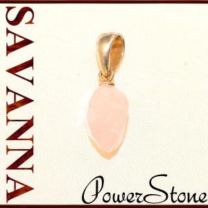 ローズクォーツ ペンダントTOP  天然石PowerStone 意味 ビーズ ペンダント 通販 アクセサリー パーツ 効果|savanna-tokyo