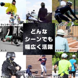 インナーキャップ 2枚組 ヘルメット 速乾 吸...の詳細画像2