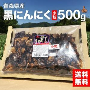 黒にんにく 青森県産 小粒 500g 沢田ファーム 熟成 送料無料