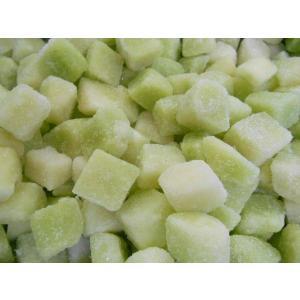 冷凍フルーツ メロン(チャンク) 1kg