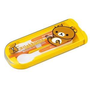 スライド式トリオセット ドラえもん リラックマ オーエスケー 子供用 食洗機対応 プラスチック ハシ スプーン フォーク sawadaya-net