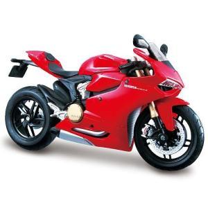 ドゥカティ 1/12 Ducati 1199 Panigale パニガーレ ドゥカティ おもちゃ ミニバイク 模型 フィギュア 子供 男の子 人気 リアル 送料無料