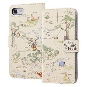 iPhone 8 iPhone7ケース くまのプーさん ディズニー 手帳型|sawagift