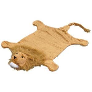 アニマルラグ ブランケット ライオン ひざ掛け らいおん|sawagift