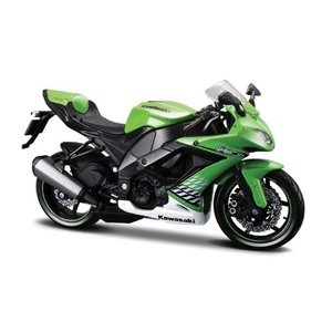 Kawasaki Ninja ZX-10R 1/12 ミニチュアバイク ニンジャ カワサキ おもちゃ ミニバイク 模型 フィギュア 子供 男の子 人気 送料無料