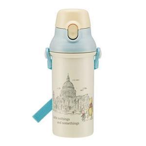 軽量プラスチック製、ワンタッチ式開閉フタで簡単に開けれるお子様向けの水筒 重量があって硬いステンレス...