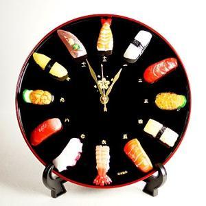 本物そっくり、リアル寿司時計 CL27S|sawagift