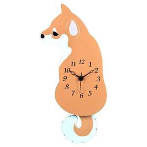 置き時計 掛け時計 ナチュラル 約16×35×5cm G-1181N|sawagift