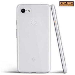 Google Pixel 3a TPU ケース ウルトラクリア クリア|sawagift