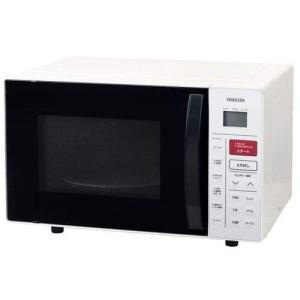 山善 YAMAZEN オーブンレンジ 16L 重量センサー 温度センサー搭載 ホワイト YRC-161V|sawagift