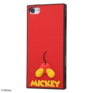 iPod touch 第7世代 ケース ディズニー キャラクター かわいい 耐衝撃 ハイブリッドケー...