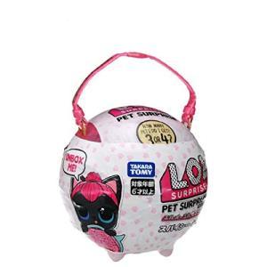 L.O.L. サプライズ! ペット サプライズ スパイシー キティ おもちゃ タカラトミー 誕生日 ...