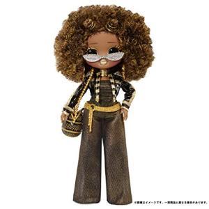 ドール L.O.L. サプライズ! O.M.G. ロイヤル ビー スタンド付き 人形 ポージング ド...