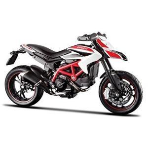 送料無料 模型 バイク 1/12 Ducati Hypermotard SP 2013 オートバイ ...