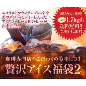 【内容量】 レギュラーコーヒー  ・エメラルドマウンテンアイスブレンド 200g  ・BITTERな...