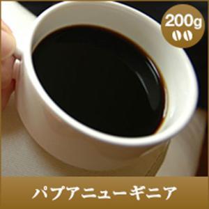 コーヒー 珈琲 コーヒー豆 珈琲豆  パプアニューギニア200g袋|sawaicoffee