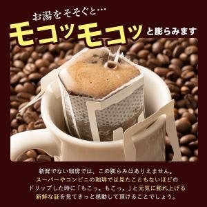ドリップコーヒー コーヒー  珈琲 送料無料 1分で出来る やくもブレンド 20 杯分入り ドリップバッグ 福袋 (ゆうメール便発送) グルメ|sawaicoffee|03