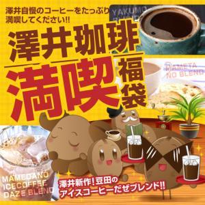 コーヒー 珈琲 福袋 コーヒー豆 珈琲豆 送料無料 ポイント15倍 コーヒー大入り150杯分 澤井珈...